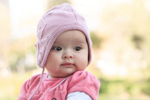 Portrait bébé Photographe Grenoble