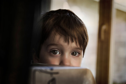 portrait garçon photographe grenoble