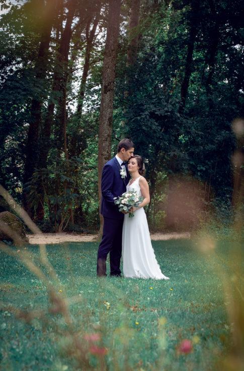 Photographe grenoble mariage nature