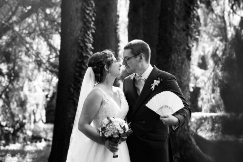 Photographe mariage grenoble naturel spontanée